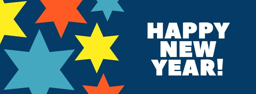 Happy New Year Cover Photos for Facebook Timeline