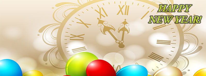 Happy New Year Photo for Facebook