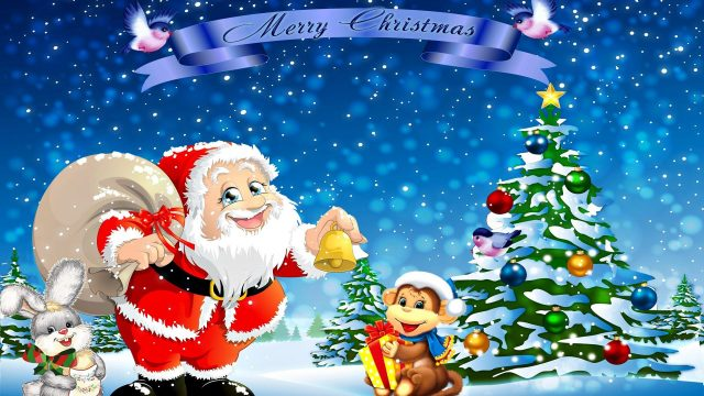 Free Merry Christmas Pictures