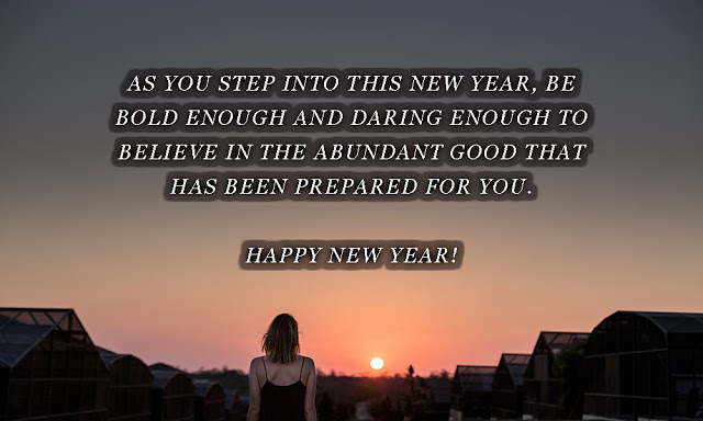Happy New Year Messages Images
