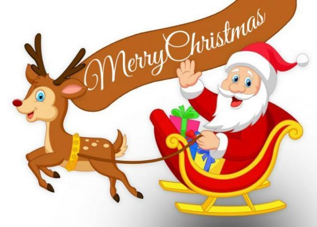 Happy Xmas Image