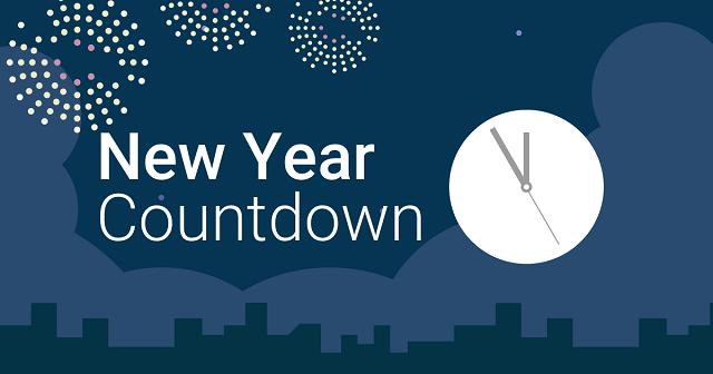 Happy New Year Countdown 2020