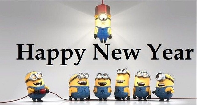 Funny Happy New Year Images