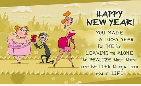 Funny Happy New Year Pictures