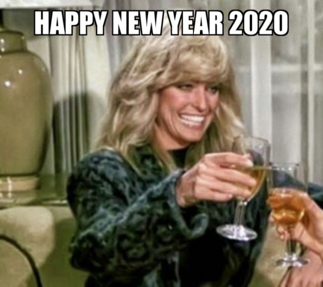 Happy New Year 2020 Memes Images