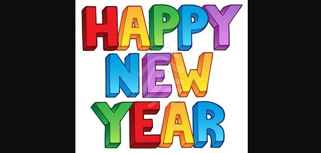 Happy New Year Clip Art Photos