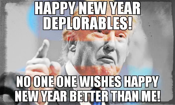 Happy New Year Memes 2020