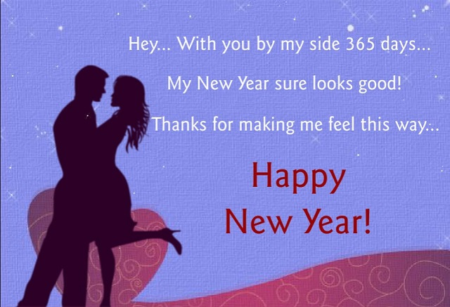New Year 2020 Wishes For Her & Him