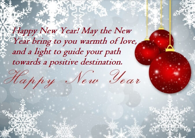 New Year 2020 Wishes for Loved One