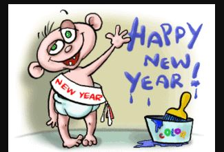 New Year Animated Clip Art Free Download