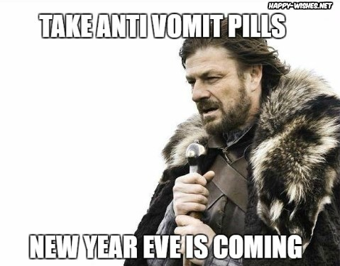 New Year Memes for Instagram