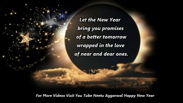 Happy New Year 2021 Blessings Images